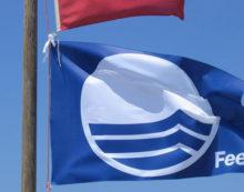 """Sette """"Bandiere Blu"""" conferite alle spiagge pontine, il Presidente Medici: """"Grande soddisfazione per il nostro litorale""""."""