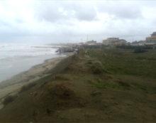 """Erosione della costa pontina: """"Il problema va affrontato subito"""""""