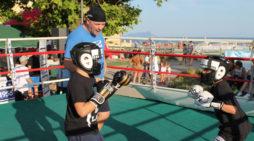 """""""Sport Estate"""", fine settimana sul ring con la Boxe Latina."""