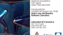 """""""Festival della Ceramica"""" a Sperlonga fino al 3 luglio"""