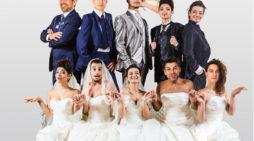 """APRILIA – Giovedì 30 giugno al Teatro Europa """"Qualche matrimonio e … molto swing!!!"""""""