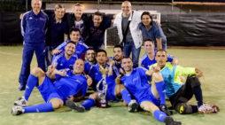 APRILIA –  La Janssen-Cilag si aggiudica il 19° Torneo Interaziendale.