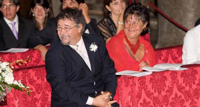 Altre due vittime di Pomezia tra le macerie: Federico Ascani e la moglie Giuliana Cellini.