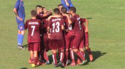 Calcio – Il Trastevere vince il derby laziale di Coppa Italia contro l'Anzio