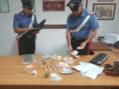 Market della droga in casa, due pusher in arresto a Cisterna