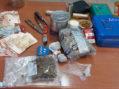 ANZIO – Nascondeva in uno scantinato marjiuana, hashish e cocaina, 35enne in manette.