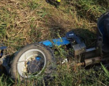 Si ribalta con il trattore a Velletri, 71enne muore schiacciato