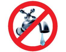 Lavori di collegamento della nuova condotta idrica: ad Anzio domani notte mancherà l'acqua.