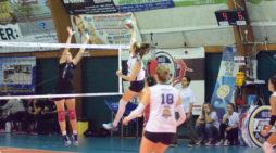 Pallavolo femminile B1 – Giò Volley Aprilia sconfitta da Cutrofiano