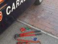 POMEZIA – Mezzi e targhe rubate in uno sfasciacarrozze: due arresti.