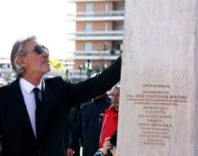 APRILIA – Anniversario dello Sbarco Alleato: il 19 febbraio cerimonia nel comprensorio studentesco di via Carroceto.