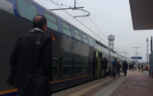 Guasto alla stazione di Pomezia, ritardi sulla Roma-Nettuno e sulla Roma-Napoli.