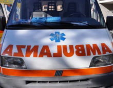 Scontro tra un'auto ed un pulmino tra la via Appia e via Epitaffio, a Latina Scalo: 10 feriti.