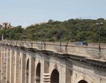 Un giovane si toglie la vita gettandosi dal ponte monumentale di Ariccia.