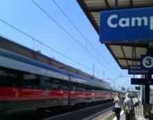 Danni alle auto al parcheggio della stazione di Campoleone