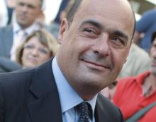 Elezioni Regionali: il Pd del Lazio ufficializza la ricandidatura di Nicola Zingaretti.
