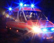 LATINA – Scontro violento tra due auto tra via Monti e via Terenzio, ferite due donne.