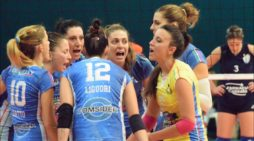 Pallavolo, B1 – La Giò Volley Aprilia balza al secondo posto in classifica