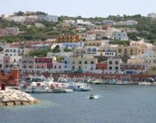 Lieve scossa di terremoto al largo dell'isola di Ponza.