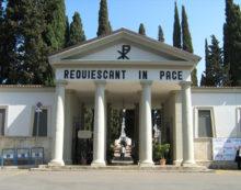 Sopralluogo al cimitero di Cisterna: infiltrazioni di acqua e ammaloramento di materiali, al via degli interventi.