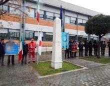 Aprilia – 73esimo dello Sbarco Alleato: commemorazione dei Caduti con gli studenti del Meucci-Rosselli.