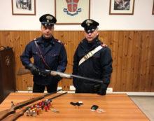 LATINA – Sorpreso con armi e droga: 31enne incensurato in manette.