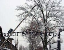 Viaggio della Memoria: 38 studenti delle scuole medie di Aprilia a gennaio in visita ad Auschwitz.