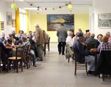 Dal 1° luglio riaprono nel Lazio i centri anziani; attività meglio se all'aperto.