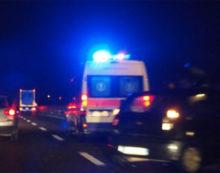 Velletri, brutto incidente in via dei Laghi. 5 feriti