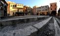 Si sgretolano le mura del Borgo di Nettuno