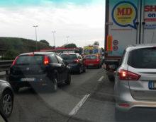 Lavori sulla Pontina, traffico in difficoltà tra Borgo Montello ed Aprilia