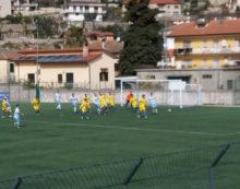 Calcio – L'Aprilia beffata in pieno recupero