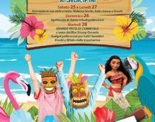 """""""Carnevale Oceanico"""" al Centro Commerciale 16 Pini di Pomezia"""