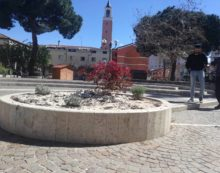 """Aprilia – """"Fiori e piante per una piazza più vivibile"""""""