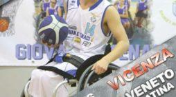 La magia del Basket in carrozzina domenica 26 marzo torna a Latina.