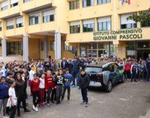 #Accendiamoilrispetto, Top Volley ed Abbvie incontrano gli studenti della Pascoli di Aprilia
