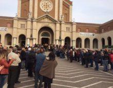 Folla a Nettuno per i funerali del professor Ferdinando Mazza