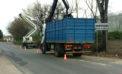 Traffico in tilt per lavori sulla Nettunense: disagi sino a questo venerdì.