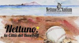Sabato 25 marzo una conferenza sulla Storia del Baseball a Nettuno.