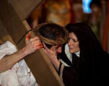 Questo mercoledì pomeriggio ad Aprilia la messa in scena della Passione Vivente di Cristo.