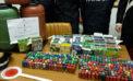 Antibracconaggio sulle Isole pontine, sequestro di armi e munizioni