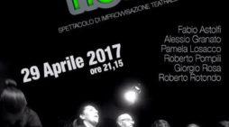 """A Latina """"Impronote"""", l'improvvisazione di musica e teatro"""