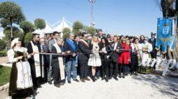 """Inaugurata la  Mostra Agricola di Campoverde, ad Aprilia: """"Un'opportunità per questo territorio""""."""