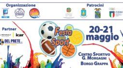 A Borgo Grappa l'undicesima Festa dello Sport