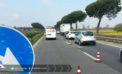 Secondo incidente della mattinata sulla Pontina, a Borgo Piave.