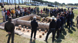Boom di visitatori al Tres Tabernae di Cisterna
