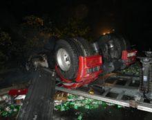 Tragico schianto con il camion ad Orbetello: la vittima è di Anzio