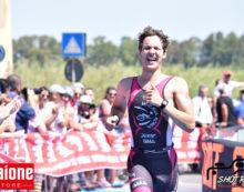 Lido Triathlon Sprint, vince Davide Salati della Minerva Roma