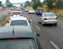 Da Ardea e sino a Latina, sulla Pontina, imposto il limite di 60 chilometri orari.