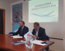 Bilancio 2016: Acqualatina chiude con un attivo di 17,8 milioni di euro
